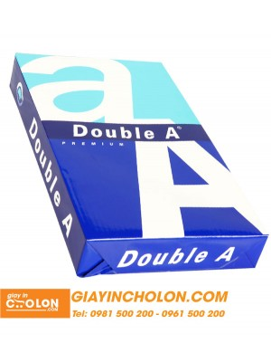 Giấy in Double A khổ A4
